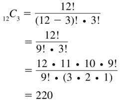 Big Ideas Math Geometry Answers Chapter 12 Probability 12.5 Qu 29