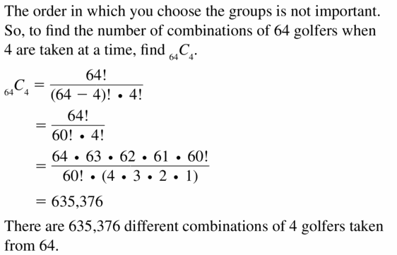 Big Ideas Math Geometry Answers Chapter 12 Probability 12.5 Qu 33