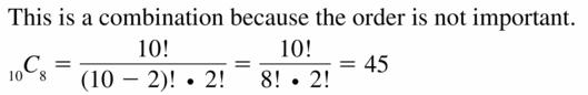 Big Ideas Math Geometry Answers Chapter 12 Probability 12.5 Qu 37