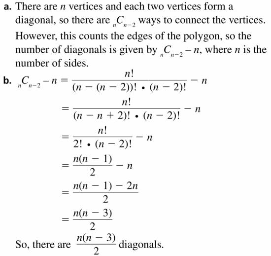 Big Ideas Math Geometry Answers Chapter 12 Probability 12.5 Qu 49