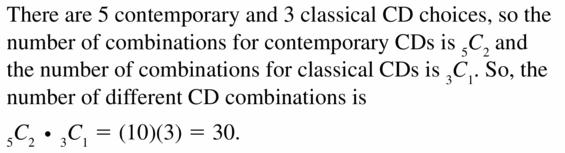 Big Ideas Math Geometry Answers Chapter 12 Probability 12.5 Qu 51