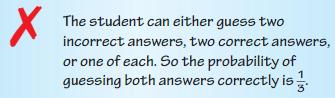 Big Ideas Math Geometry Answers Chapter 12 Probability 9