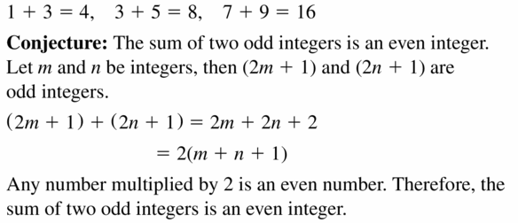 Big Ideas Math Geometry Answers Chapter 2 Reasoning and Proofs 2.2 Question 29