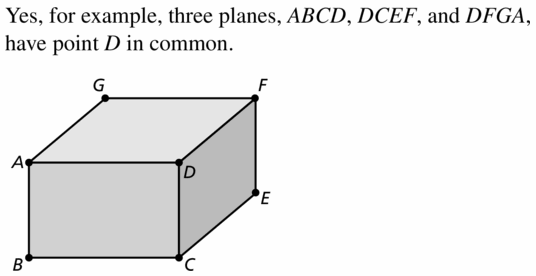 Big Ideas Math Geometry Answers Chapter 2 Reasoning and Proofs 2.3 Question 31