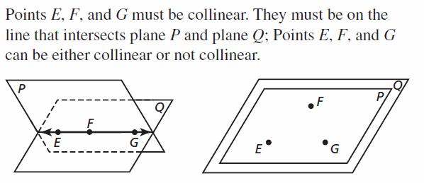Big Ideas Math Geometry Answers Chapter 2 Reasoning and Proofs 2.3 Question 33