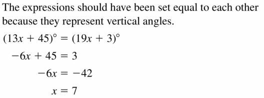 Big Ideas Math Geometry Answers Chapter 2 Reasoning and Proofs 2.6 Question 15