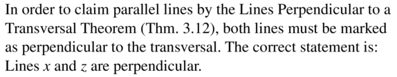 Big Ideas Math Geometry Answers Chapter 3 Parallel and Perpendicular Lines 3.4 a 11