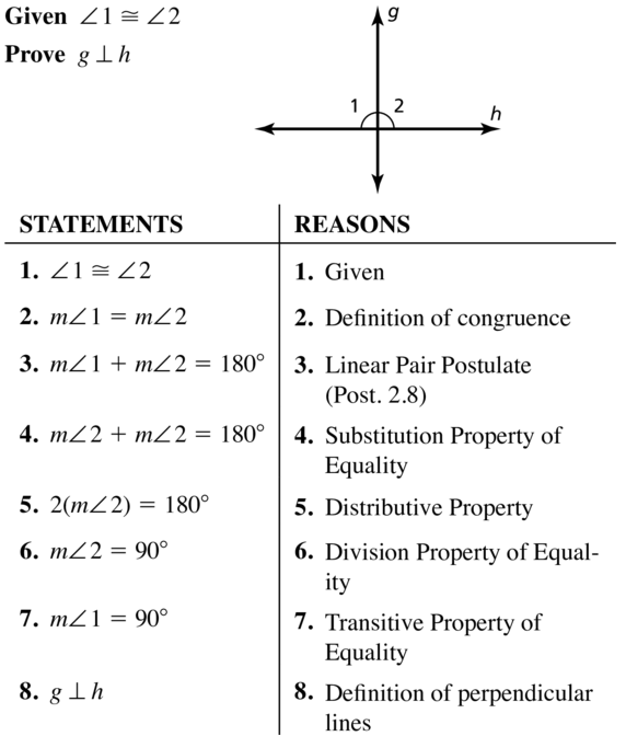 Big Ideas Math Geometry Answers Chapter 3 Parallel and Perpendicular Lines 3.4 a 13
