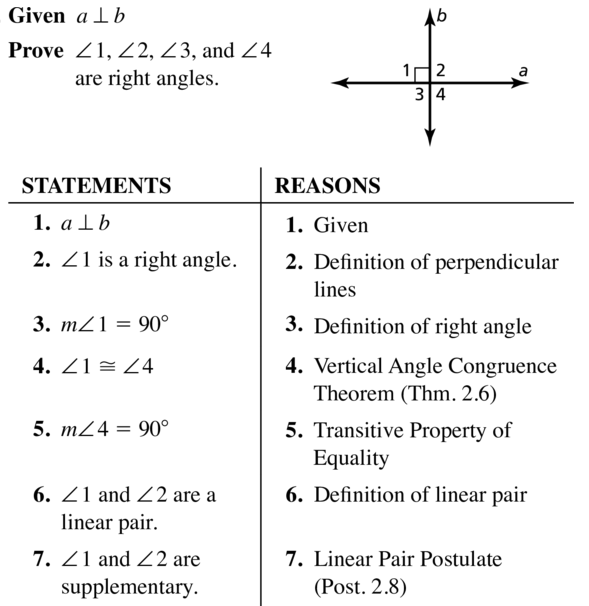 Big Ideas Math Geometry Answers Chapter 3 Parallel and Perpendicular Lines 3.4 a 15.1