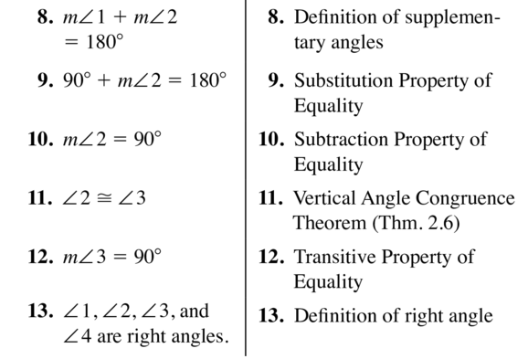Big Ideas Math Geometry Answers Chapter 3 Parallel and Perpendicular Lines 3.4 a 15.2