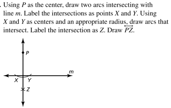 Big Ideas Math Geometry Answers Chapter 3 Parallel and Perpendicular Lines 3.4 a 5
