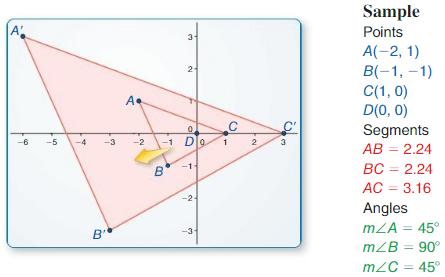 Big Ideas Math Geometry Answers Chapter 4 Transformations 147