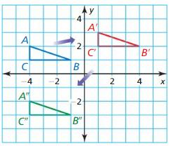 Big Ideas Math Geometry Answers Chapter 4 Transformations 16