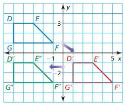 Big Ideas Math Geometry Answers Chapter 4 Transformations 17