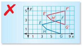 Big Ideas Math Geometry Answers Chapter 4 Transformations 18