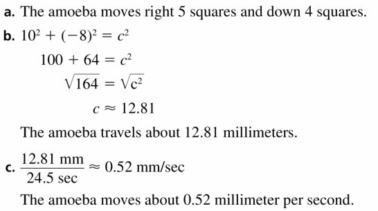 Big Ideas Math Geometry Answers Chapter 4 Transformations 4.1 Question 27