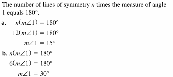 Big Ideas Math Geometry Answers Chapter 4 Transformations 4.3 Question 35