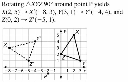 Big Ideas Math Geometry Answers Chapter 4 Transformations 4.3 Question 37