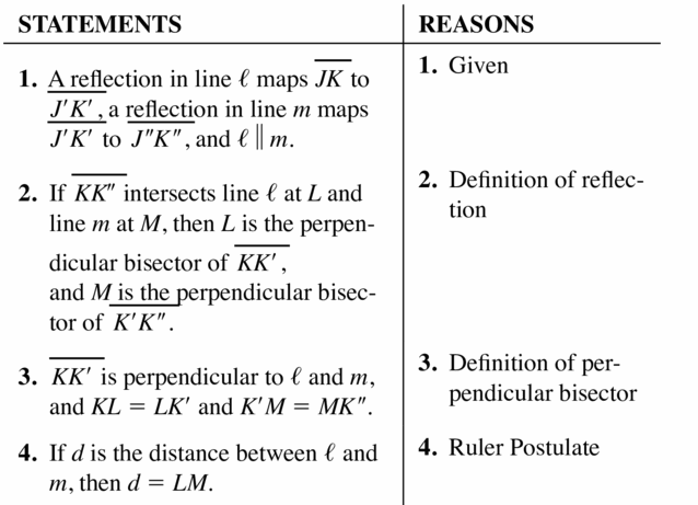 Big Ideas Math Geometry Answers Chapter 4 Transformations 4.4 Question 31.1