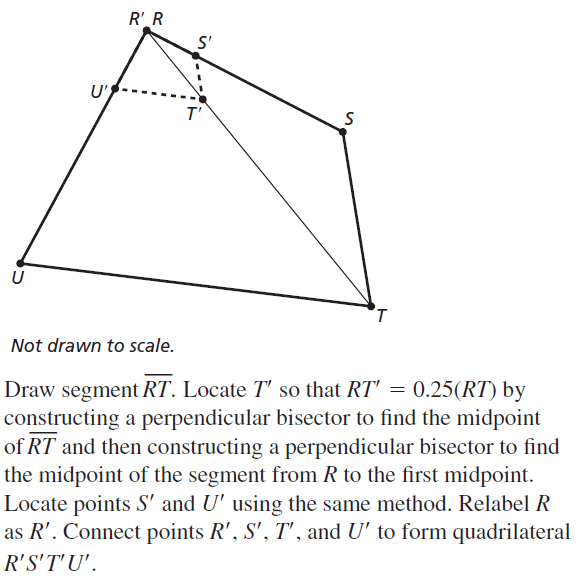 Big Ideas Math Geometry Answers Chapter 4 Transformations 4.5 Question 13
