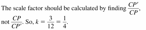 Big Ideas Math Geometry Answers Chapter 4 Transformations 4.5 Question 23