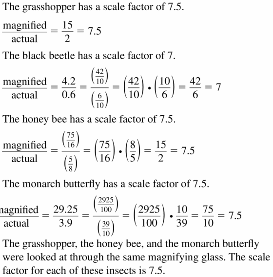 Big Ideas Math Geometry Answers Chapter 4 Transformations 4.5 Question 35