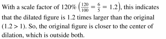 Big Ideas Math Geometry Answers Chapter 4 Transformations 4.5 Question 43