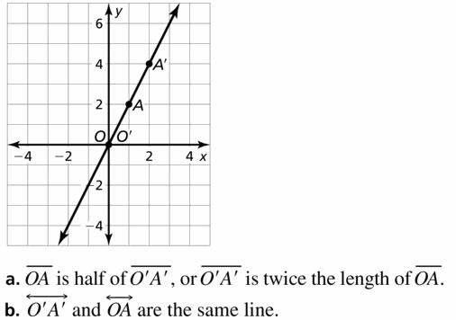 Big Ideas Math Geometry Answers Chapter 4 Transformations 4.5 Question 45