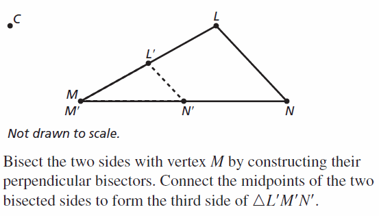Big Ideas Math Geometry Answers Chapter 4 Transformations 4.5 Question 9