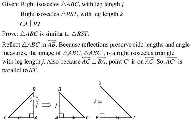 Big Ideas Math Geometry Answers Chapter 4 Transformations 4.6 Question 13.1