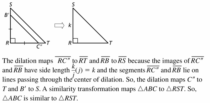 Big Ideas Math Geometry Answers Chapter 4 Transformations 4.6 Question 13.3