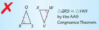Big Ideas Math Geometry Answers Chapter 5 Congruent Triangles 182