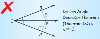 Big Ideas Math Geometry Answers Chapter 6 Relationships Within Triangles 23