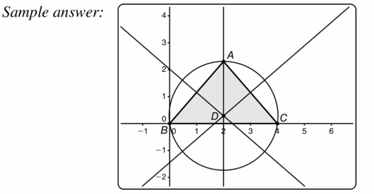 Big Ideas Math Geometry Answers Chapter 6 Relationships Within Triangles 6.2 Question 19