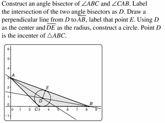 Big Ideas Math Geometry Answers Chapter 6 Relationships Within Triangles 6.2 Question 23