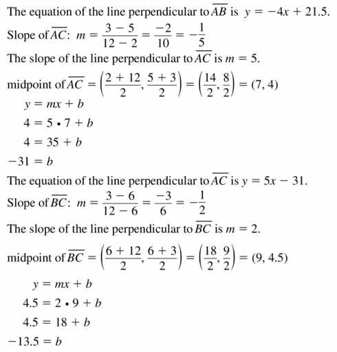 Big Ideas Math Geometry Answers Chapter 6 Relationships Within Triangles 6.2 Question 33.2