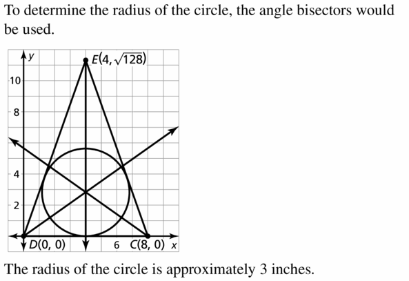 Big Ideas Math Geometry Answers Chapter 6 Relationships Within Triangles 6.2 Question 49
