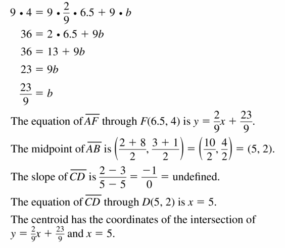 Big Ideas Math Geometry Answers Chapter 6 Relationships Within Triangles 6.3 Question 15.2