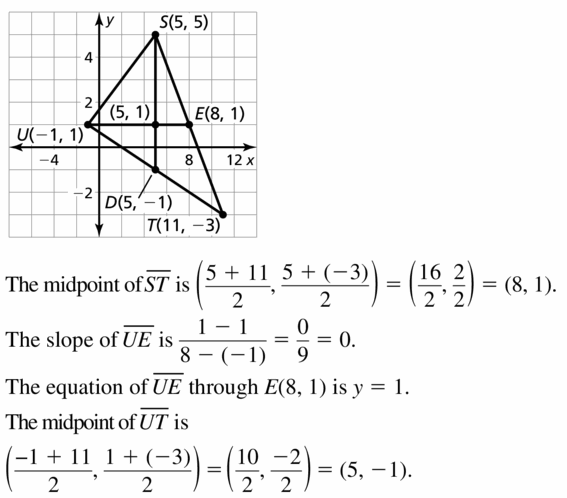 Big Ideas Math Geometry Answers Chapter 6 Relationships Within Triangles 6.3 Question 17.1