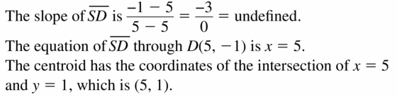 Big Ideas Math Geometry Answers Chapter 6 Relationships Within Triangles 6.3 Question 17.2