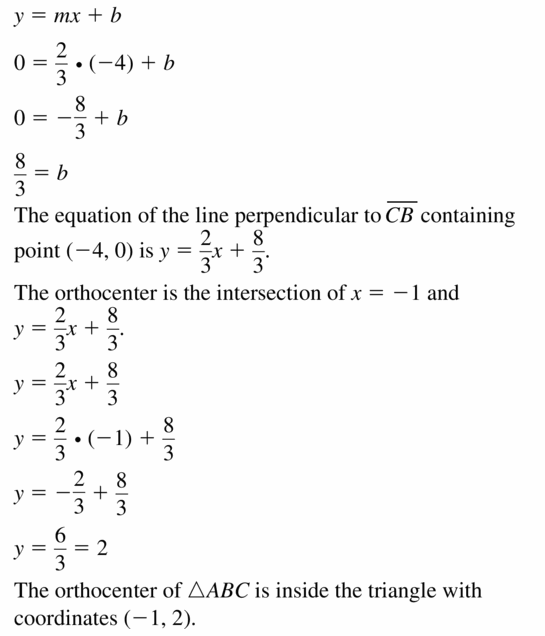 Big Ideas Math Geometry Answers Chapter 6 Relationships Within Triangles 6.3 Question 21.2