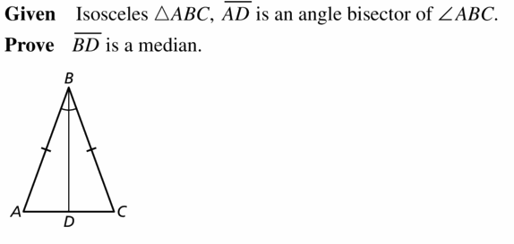 Big Ideas Math Geometry Answers Chapter 6 Relationships Within Triangles 6.3 Question 29.1