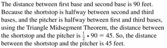Big Ideas Math Geometry Answers Chapter 6 Relationships Within Triangles 6.4 Question 21