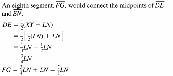 Big Ideas Math Geometry Answers Chapter 6 Relationships Within Triangles 6.4 Question 23.1
