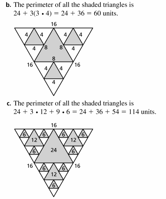 Big Ideas Math Geometry Answers Chapter 6 Relationships Within Triangles 6.4 Question 25.2