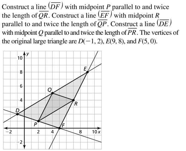 Big Ideas Math Geometry Answers Chapter 6 Relationships Within Triangles 6.4 Question 27