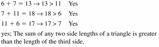Big Ideas Math Geometry Answers Chapter 6 Relationships Within Triangles 6.5 Question 21