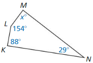 Big Ideas Math Geometry Answers Chapter 7 Quadrilaterals and Other Polygons 10