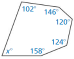 Big Ideas Math Geometry Answers Chapter 7 Quadrilaterals and Other Polygons 12