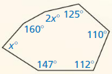 Big Ideas Math Geometry Answers Chapter 7 Quadrilaterals and Other Polygons 206